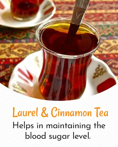 Laurel and Cinnamon Tea For Weight Loss