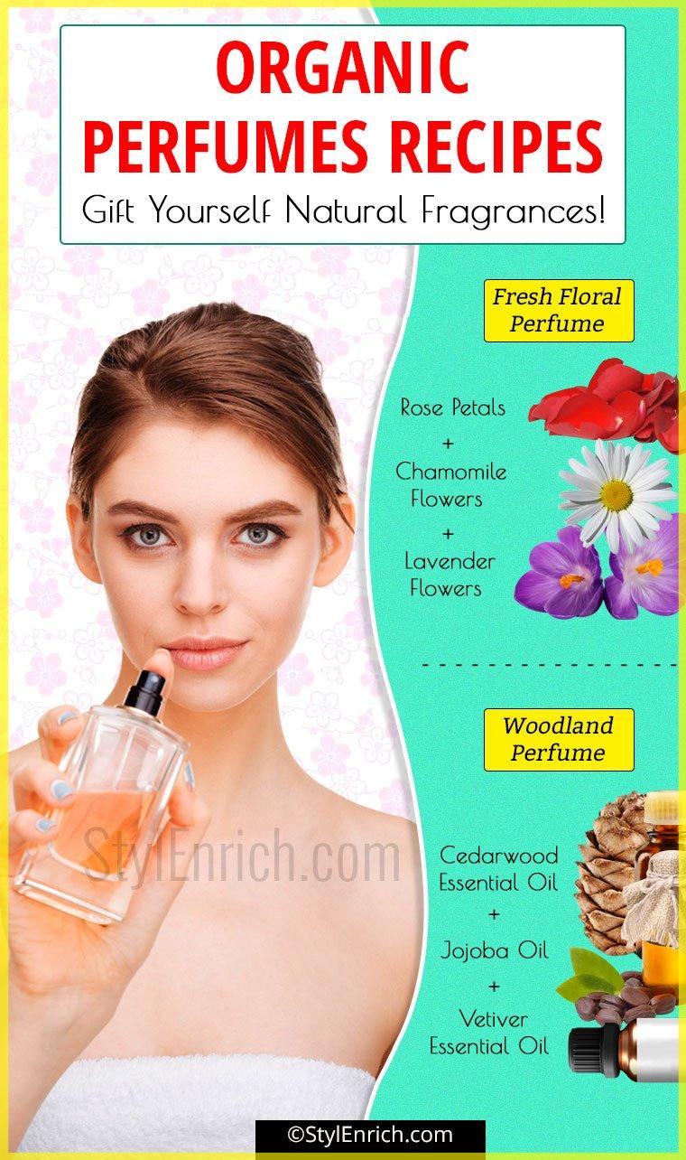 DIY Perfume Recipe
