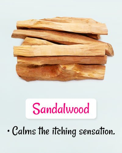 Sandalwood For Chickenpox