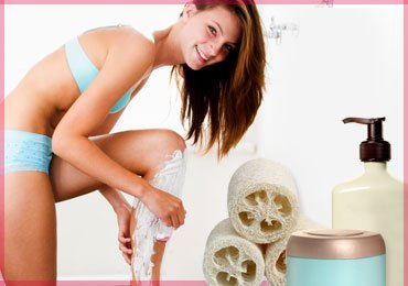 Natural Shaving Tips For Girls With Sensitive Skin