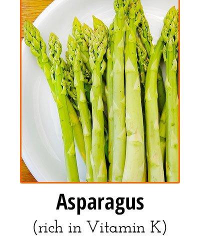 Asparagus Low Sodium Food