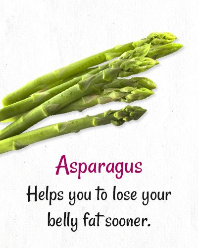 Asparagus To Lose Weight