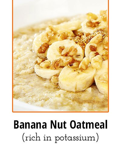 Banana Nut Oatmeal Low Sodium Food