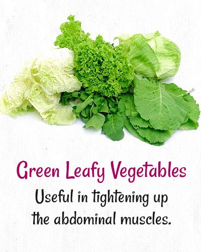 Green Leafy Vegetables To Lose Weight
