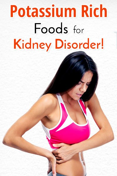 Potassium Rich Foods for Kidney Disorders