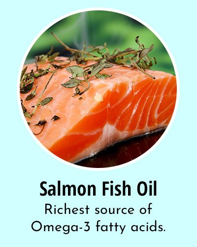 Salmon Fish Oil Omega 3 Rich Foods