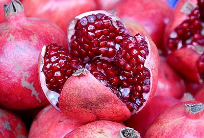 Pomegranates are good for diabetic people!