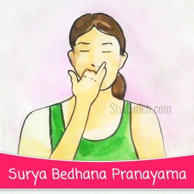 Urya Bedhana Pranayama