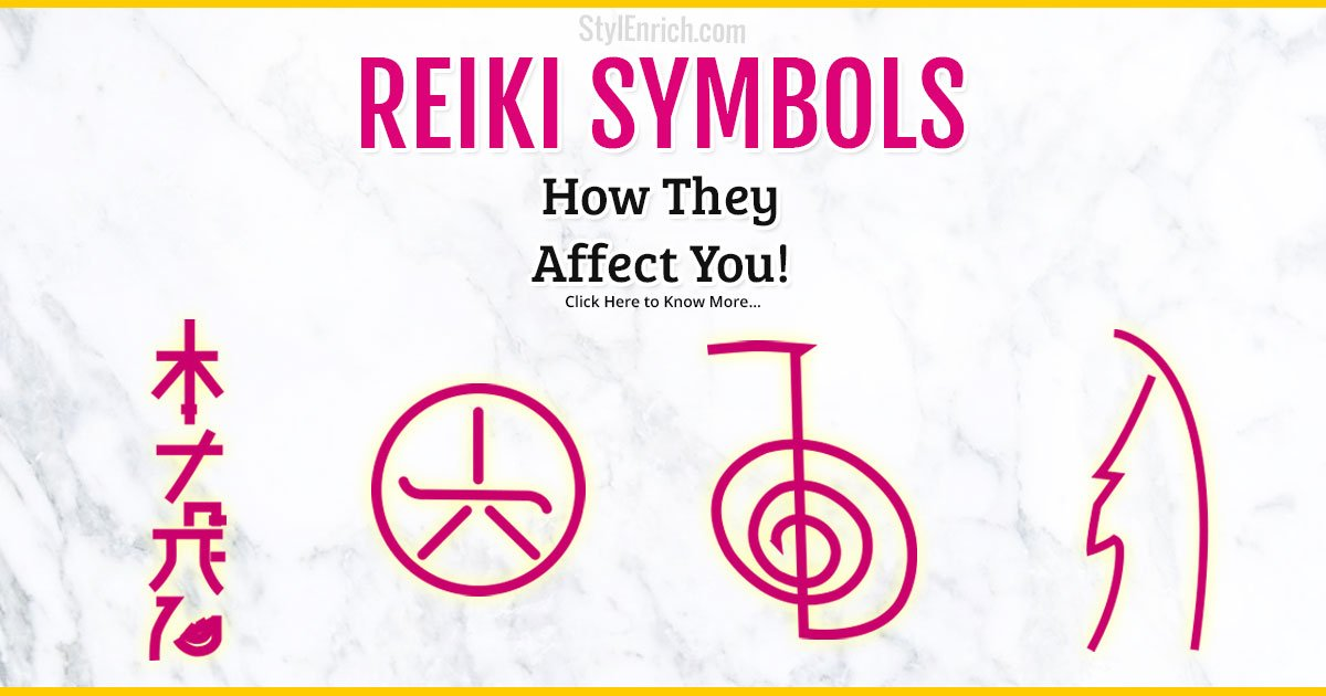 Reiki Symbols All You Need To Know About Reiki Symbols Meanings