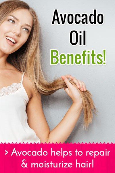 Avocado Oil Aids Hair Growth