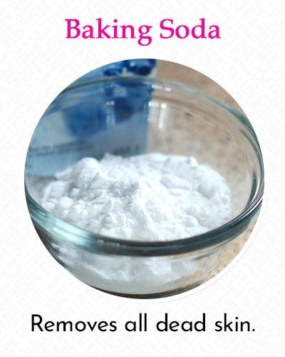 Baking Soda To Fix Uneven Skin Tone