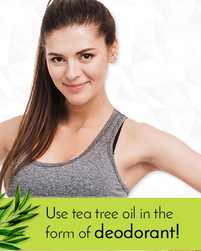 Tea Tree Oil Uses As Deodorant