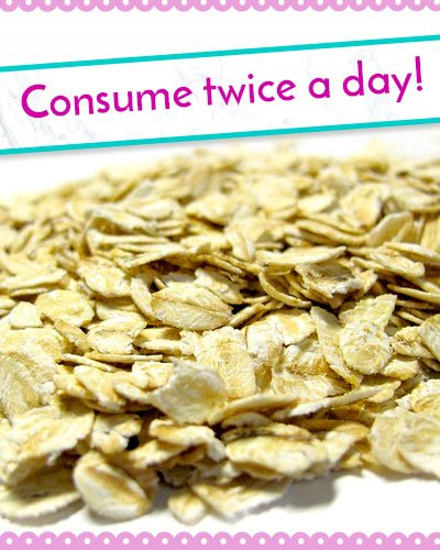 Oatmeal To Increase Milk Production