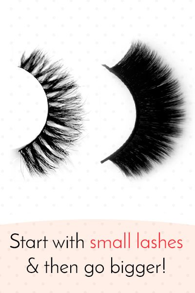 How To Start With Small Lashes