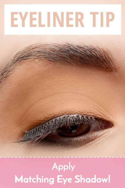How To Apply Matching Eye Shadow?
