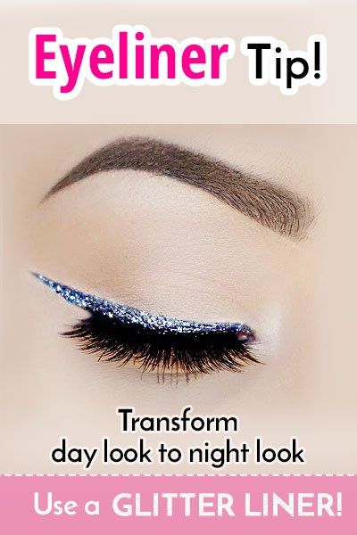 How To Use a Glitter Line?