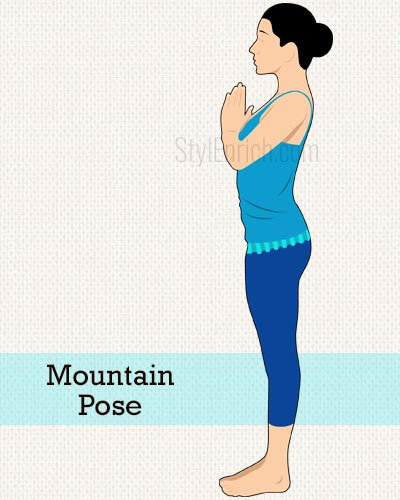 Mountain Pose