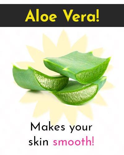Aloe Vera Gel Natural Skin Moisturizer