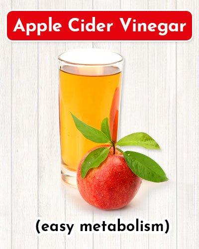 Apple Cider Vinegar for Digestion