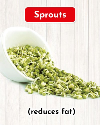Sprouts As Healthy Food