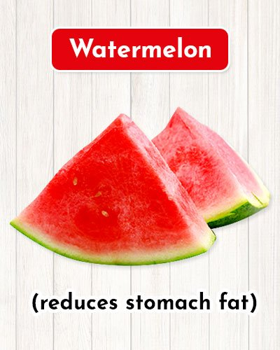 Watermelons For Full Stomach