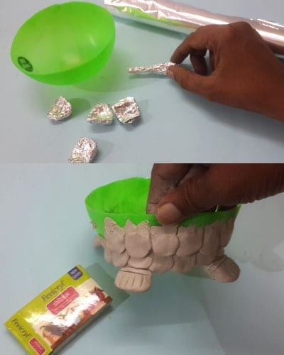 DIY Lucky Turtle Craft
