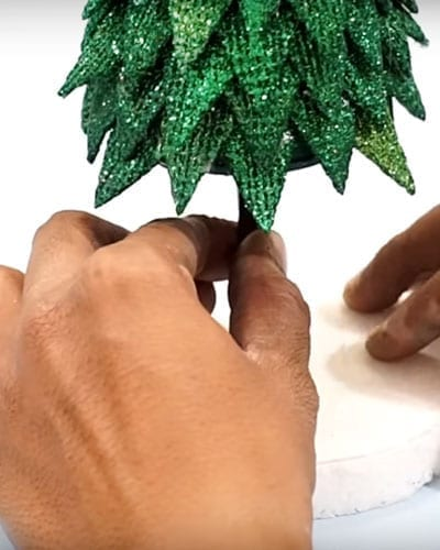 Fryums Chips DIY Christmas Tree