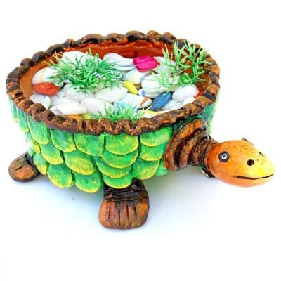 Lucky Turtle DIY Craft
