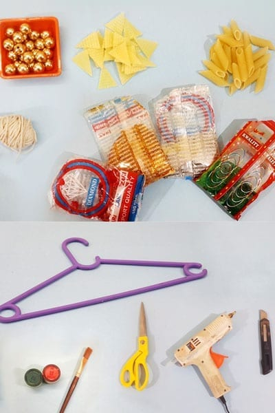Things You Need For Hanger Pasta Hanging
