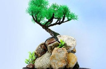 DIY Artificial Bonsai Tree