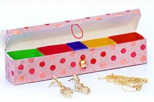 Best Out Of Waste Jewellery Box