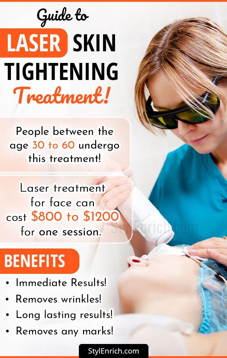 Laser Skin Tightening Treatment