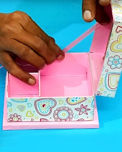 Jewellery Box Best Out Of Waste DIY Craft