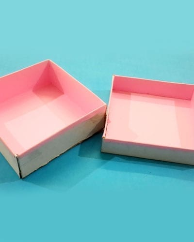 Jewellery Box DIY Utility Craft