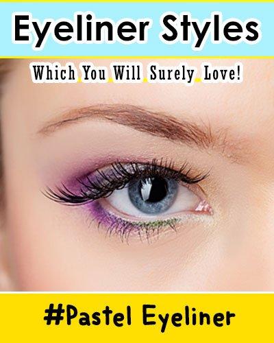 Pastel Eyeliners