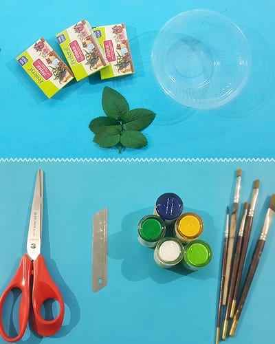 Things You Need To Need To Make A DIY Leaf Bowl