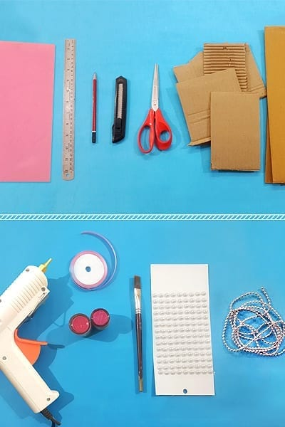 Things You Need For Making Paper Basket
