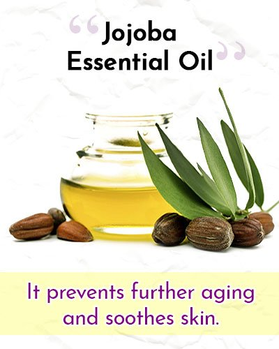 Jojoba Essential Oil For Wrinkles