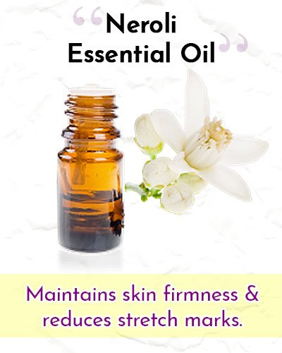 Neroli Essential Oil For Wrinkles