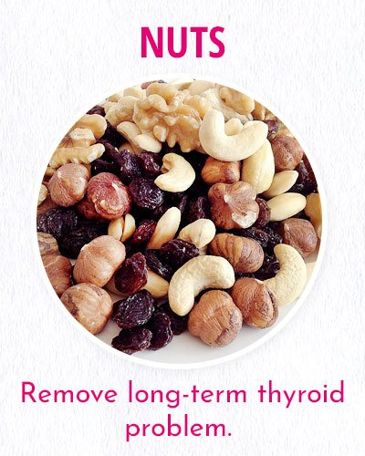 Nuts For Hypothyroidism