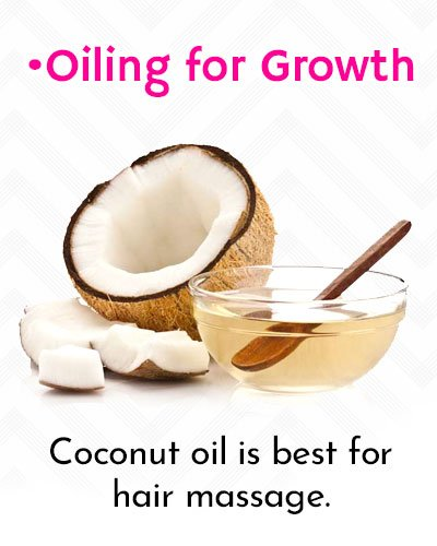 Oiling for Natural Hair Growth