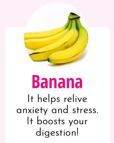Banana - Biotin Rich Food