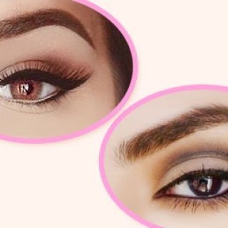 Eyeshadow for Different Eye Shapes