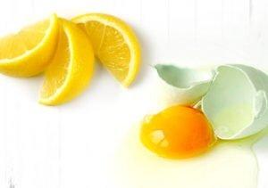 Homemade Egg Hair Mask