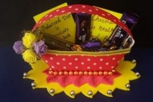 Easy Paper Making Basket