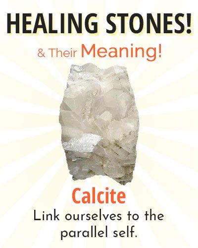 Calcite Healing Stone