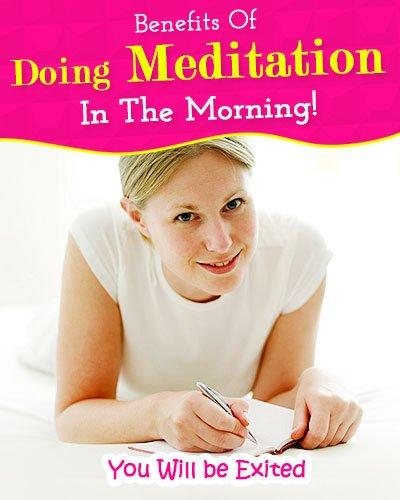 Meditation Make You Feel Exited
