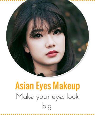 Asian Eyes Makeup
