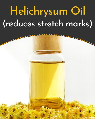 Helichrysum Essential Oil for Scars