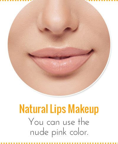 Makeup For EverydayNatural Lips